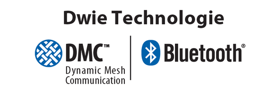 Dwie technologie(DMC/BT)