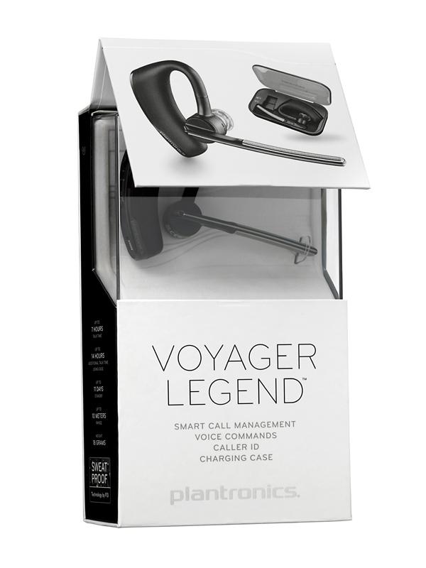 Plantronics Voyager Legend Słuchawka Bluetooth z multipoint